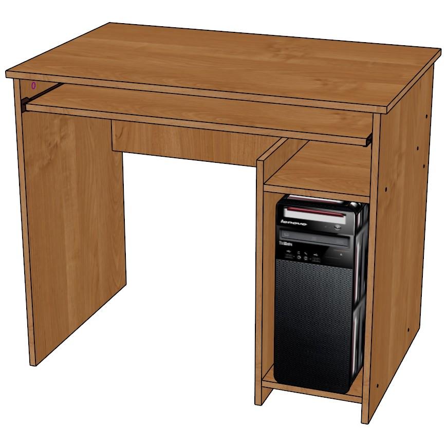 Стол компьютерный СтК-1
