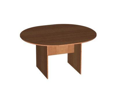 Стол овальный для заседаний - 1450х1250х750